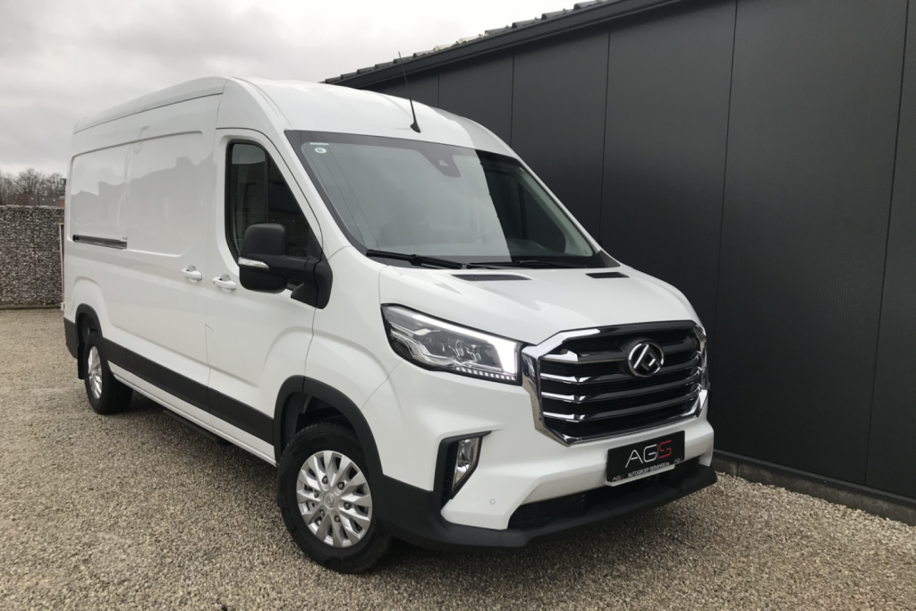 Camionette Maxus Deliver 9