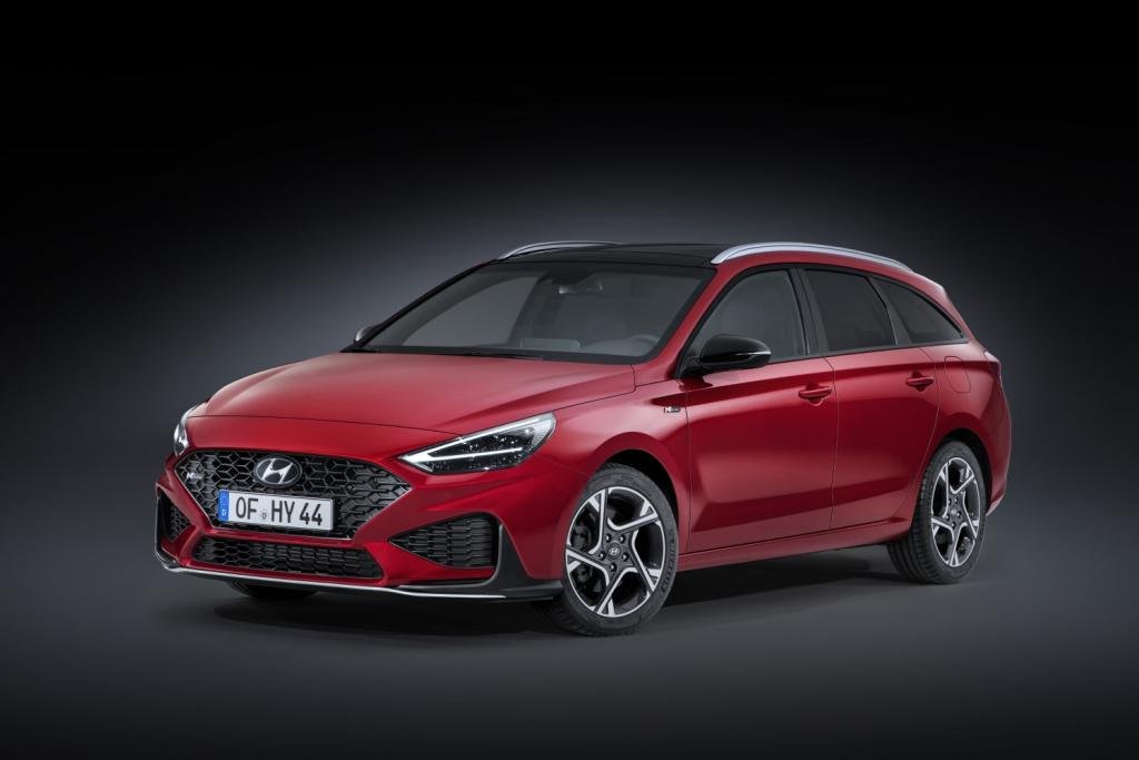 New Hyundai i30 Wagon N-Line 2020 side