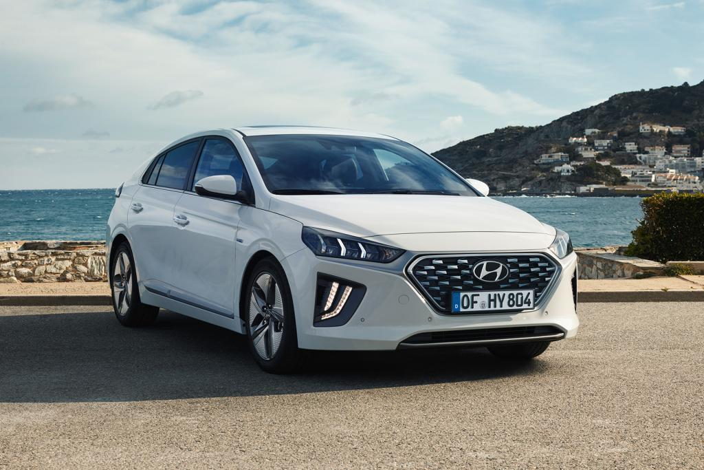 New Hyundai Ioniq Plug-in Hybrid