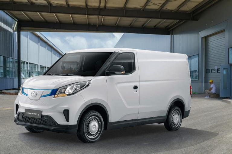 Maxus Edeliver 3